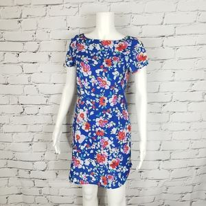Yumi Kim Blue Floral Dress